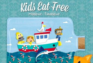 Red Lobster Coupon: Kids Eat FREE w/ Adult Dinner Entree