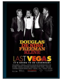 Advanced Screening of the New Movie Last Vegas On October 30th (Select Cities)