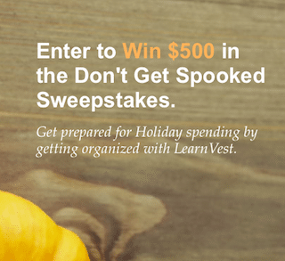 WIN $500 Cash Towards Holiday Expenses from LearnVest