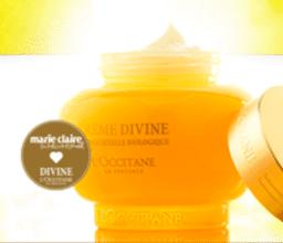 Sample of L'Occitane En Provence Divine Cream