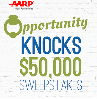 WIN $50,000 Cash for Retirement from AARP
