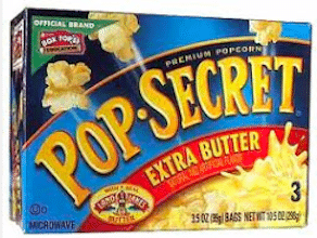 Pop-Secret Popcorn Singles