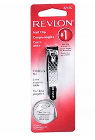 Revlon Deluxe Nail Clippers at Rite Aid