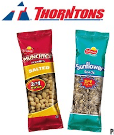 Thorntons Coupon: Frito Lay Sunflower Seeds or Peanuts