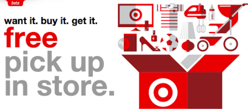 Target.com is Now Offering FREE In-Store Pick Up!