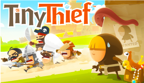 Android app: Tiny Thief ($2.99 Value!)