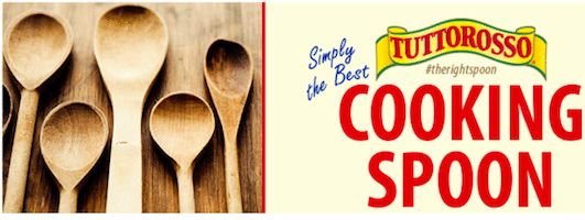 Win 1 Of 3,000 Wooden Cooking Spoons