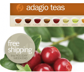 *HOT* FREE Bag of Adagio Chamomile Tea + FREE Shipping