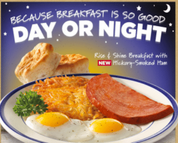 Bob Evans Coupons: BOGO FREE Breakfast