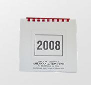 2014 Braille Calendar