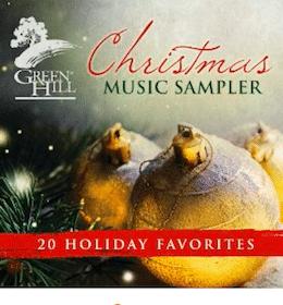 20 Christmas Music Samplers
