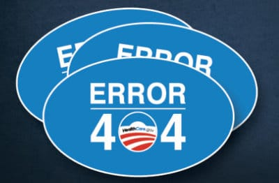 Free Error 404 Bumper Sticker