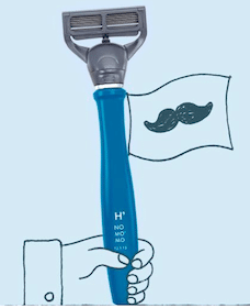 Limited Edition Razor from Harry's?