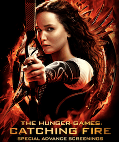 Subway Sweeps: 1,800 Win 2 Tickets to Advanced Screening of The Hunger Games: Catching Fire