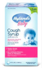 Hyland's Baby Cough Syrup at 9PM