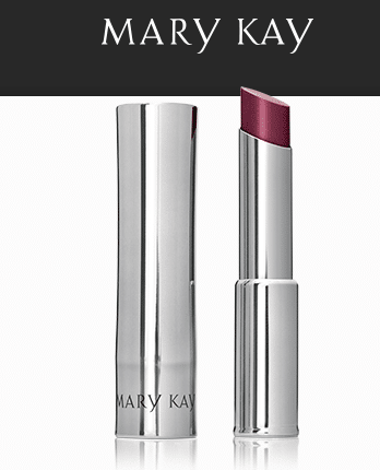 Sample Mary Kay True Dimensions Lipstick in Mystic Plum