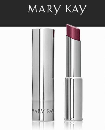 Sample Mary Kay True Dimensions Lipstick in Mystic Plum