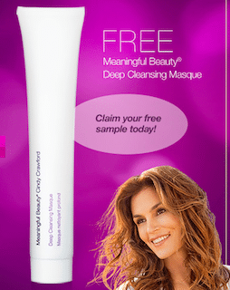 Meaningful Beauty Deep Cleansing Masque Sample (Or Full-Size Product if you Share)