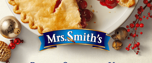 Save $0.75/1 Mrs. Smith's Pie Coupon