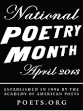 2014 National Poetry Month Poster