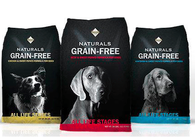 6 oz Sample of Diamond Naturals Grain-Free Dog Food