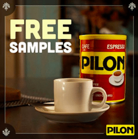 Cafe Pilon Coffee Sample (Facebook – 1st 50,000!)