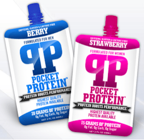 Sample of Pocket Protein