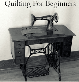 Quilting for Beginners e-Course