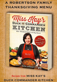 eBook: Miss Kay's Duck Commander Kitchen (Includes Recipes, Photos & More)