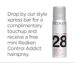 Redken Control Addict Hairspray at JCPenney Salons