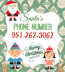 Santa Claus Phone Number