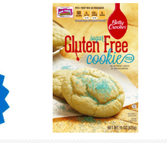 Betty Crocker Gluten Free Sugar Cookie Mix Sample (1st 10,000 Live Better America Members!)