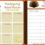 Best Thanksgiving Planners