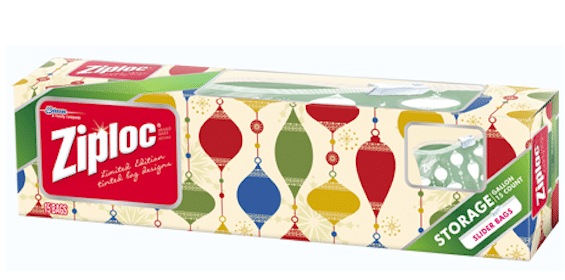 Right@Home Instant Win Game: Enter to Win FREE Ziploc Brand Holiday Slider Bags (3,000 Winners!)