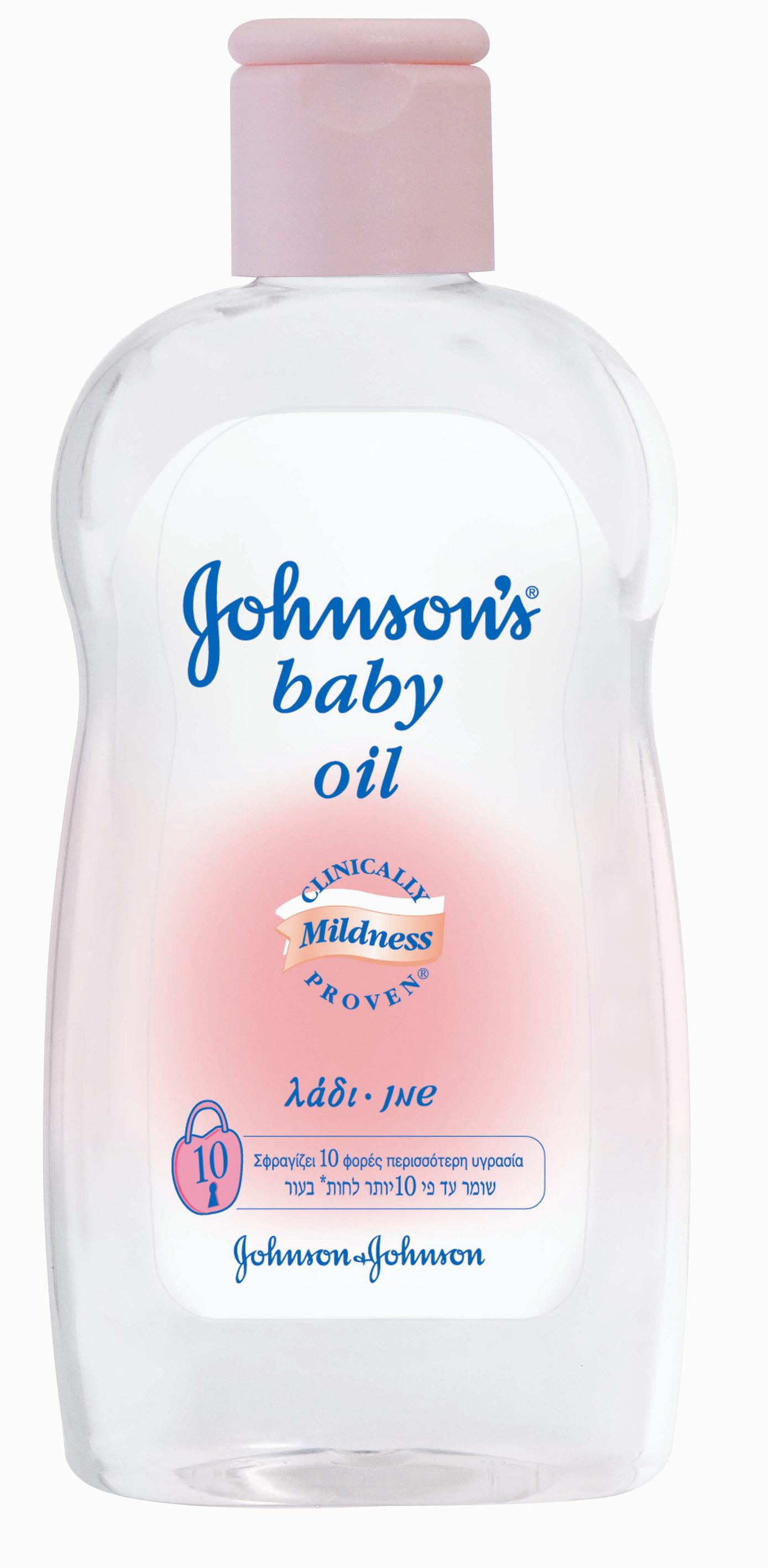 Save $1.00 off when you buy any 1 Johnson's Baby Oil