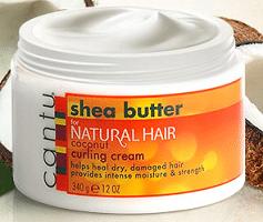 Free Cantu Shea Butter Coconut Curling Cream Sample