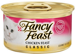 Free Can Of Friskies OR Fancy Feast Cat Food at Petco