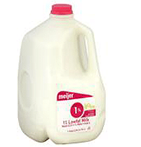 Free Gallon of Milk at Meijer