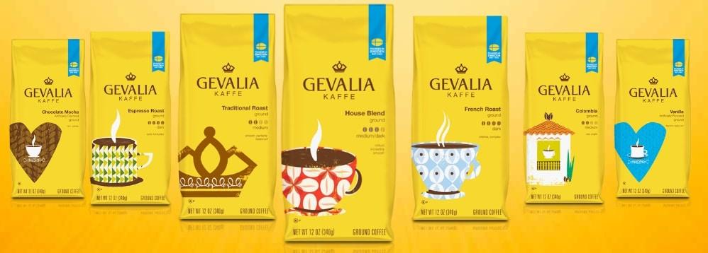 Save $1.50 off when you buy 1 bag of Gevalia Coffee
