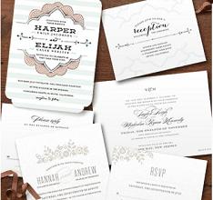FREE Minted Wedding Sample Kit