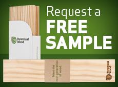 Free Wood Porch Flooring or Decking Sample