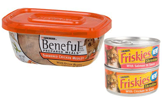 Free Purina Wet Dog or Cat Food Sample at Petco