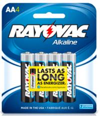 Free Rayovac Bundle Sample
