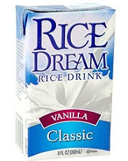 Free Rice Dream Beverage Product Sample at Walmart