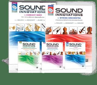 Free Sound Innovations Clarinet, Violin & Guitar Book Sample