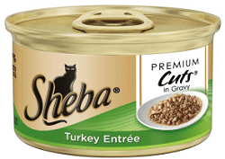 Free Can Of Sheba Cat Food Sample