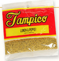 Free Tampico Lemon Pepper Spice Sample