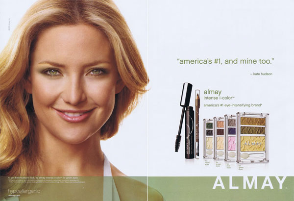 Save up to $5 when you buy 2 Almay cosmetic products