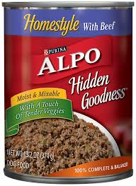Buy 1 Alpo Dog Food and get 1 for free!