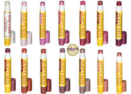 Save $1.50 off when you buy any Burt's Bees Lip Color